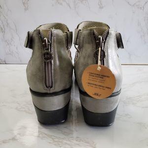 Jambu Shoes - JBU by Jambu Nelly Encore Wedges Sandals Size 10